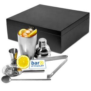 Manhattan Nights Cocktail Gift Set