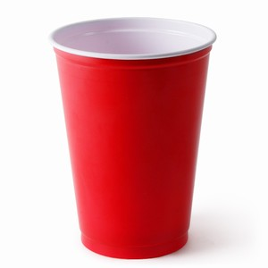 Solo Red American Party Cups 10oz / 285ml