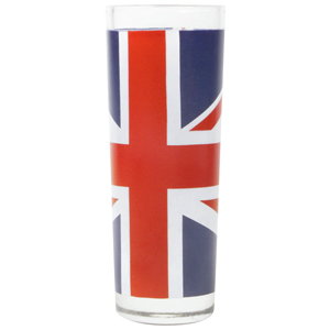 Union Jack Shot Glasses 2.1oz / 60ml