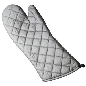 Silicone Coated Oven Mitt 17inch