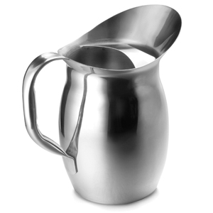 Bell Water Pitcher with Ice Guard 70oz / 2ltr