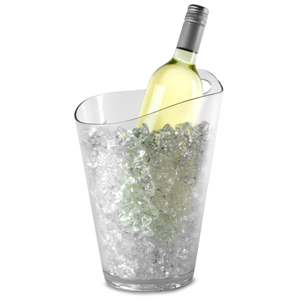 Salsa Wine & Champagne Bucket Clear