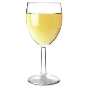 Saxon Wine Glasses 12oz LCE at 250ml
