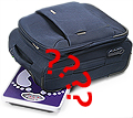 Weighing luggage with standard bathroom scales can be cumbersome and inaccurate