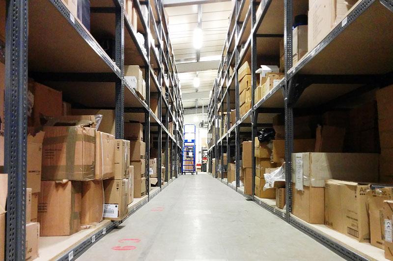 Barmans Ltd features a 120,000 sq ft warehouse
