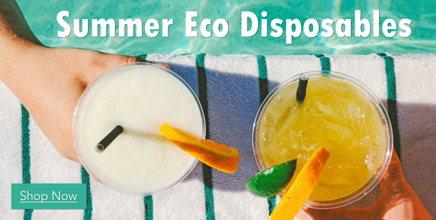 Summer Eco Disposables