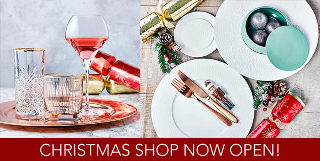 Christmas Shop Now Open