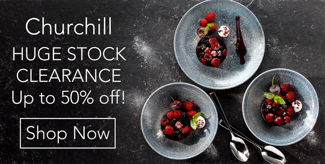 Churchill China 50% off Sale