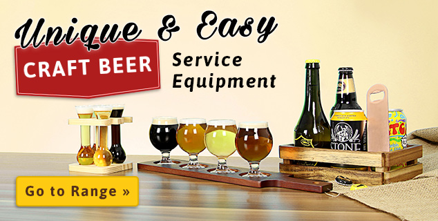 Unique and Easy Craft Beer Service Equipment
