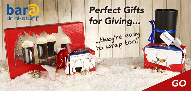 Easy-to-Wrap Gifts for Christmas