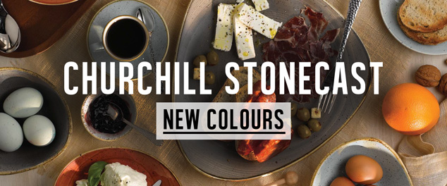 Churchill Stonecast Collection for 2015