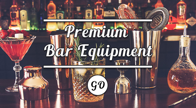 Premium Bar Equipment