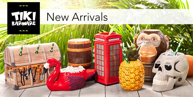 New Tiki Barware Tiki Mug