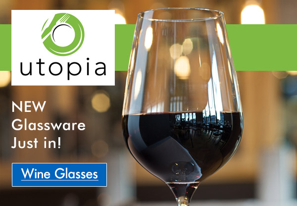 New Utopia Glassware