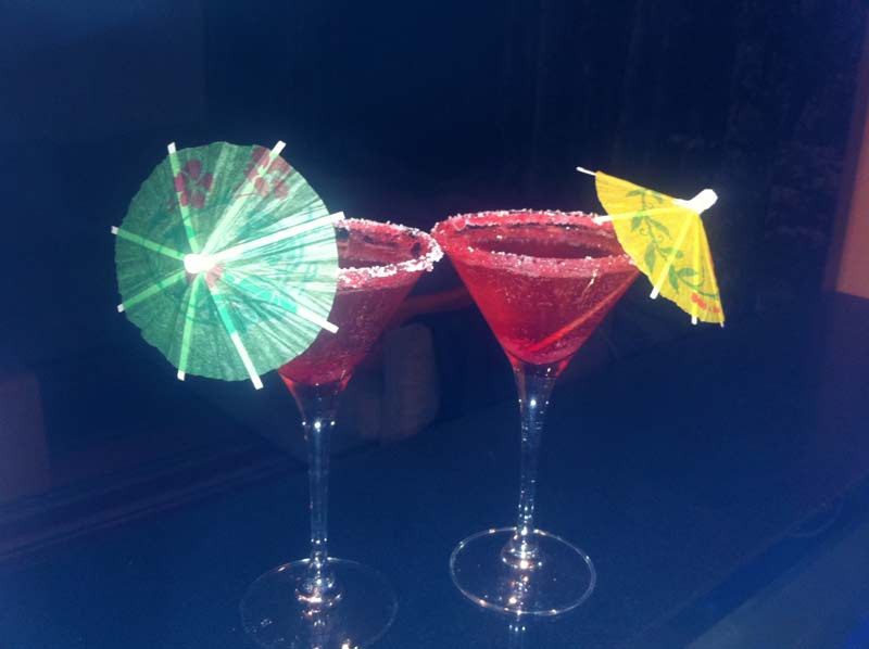 Image result for cocktails with umbrellas
