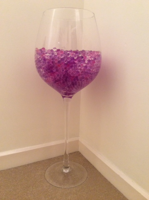 Lsa Maxa Giant Wine Glass 651oz 185ltrs Drinkstuff