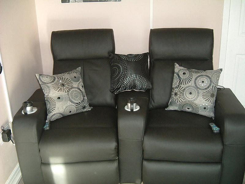 Premiere Home Cinema Chair Black | Cinema Seating Massage Chair Recliner - Buy at Drinkstuff & Premiere Home Cinema Chair Black | Cinema Seating Massage Chair ...