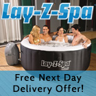 Lay Z Spa Offer