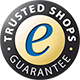 drinkstuff has been certified with the Trusted Shops seal of approval for secure online shopping.