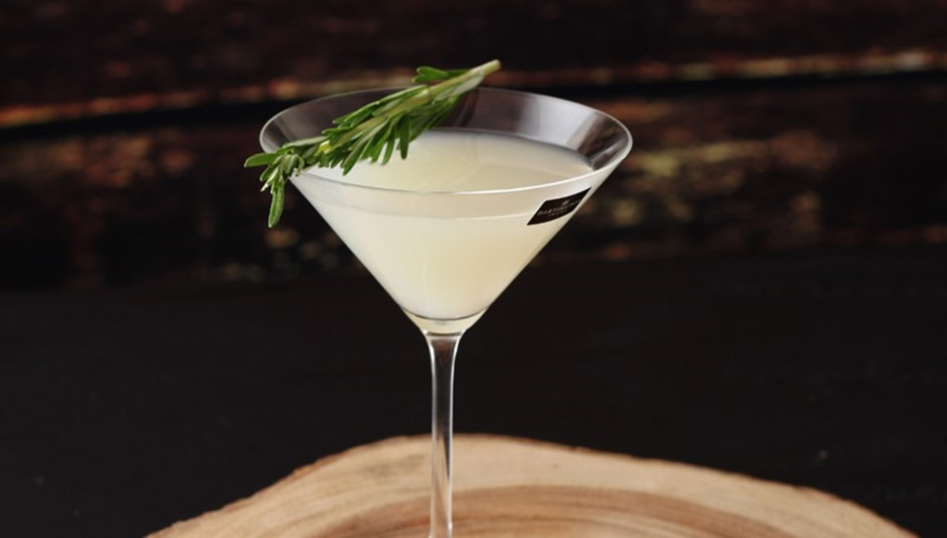 Pear & Elderflower Martini Recipe