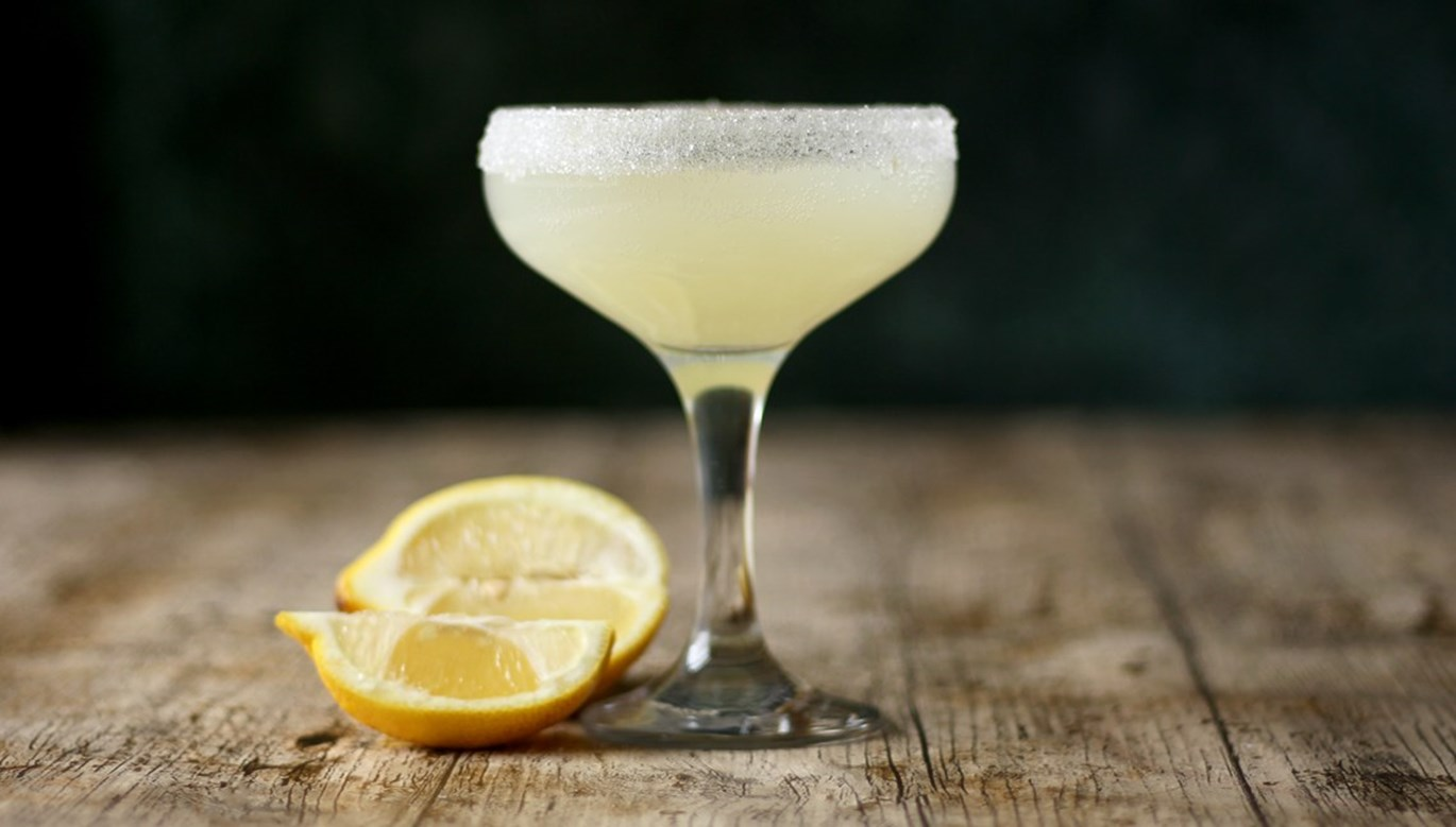 World Martini Day 2017 - Lemon Drop Martini