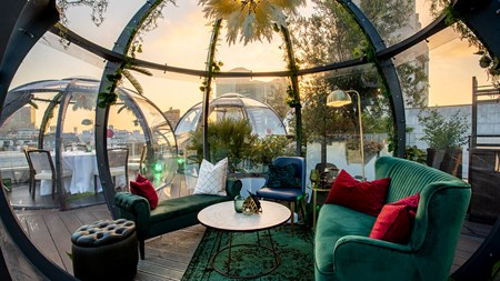 Aviary London Igloo