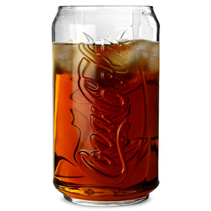 Coca Cola Can Glasses 12.3oz / 350ml