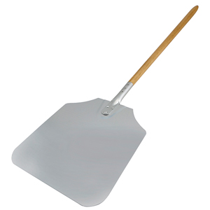 Genware Pizza Peel 52inch with 12 x 14inch Blade