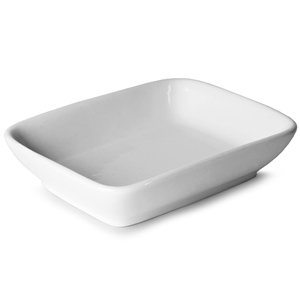 Royal Genware Rectangular Dish 13 x 9.5cm