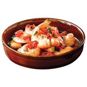 Art De Cuisine Rustics Simmer Hot Pot Dish Brown 5.5 Inches / 14cm