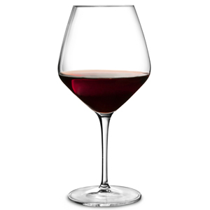 Luigi Bormioli Atelier Pinot Noir / Rioja Wine Glasses 21.5oz / 610ml (Pack of 6) Image