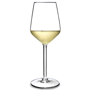 Royal Leerdam Carré White Wine Glasses 10oz / 280ml