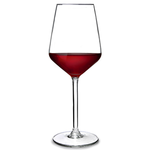 Royal Leerdam Carré Red Wine Glasses 13oz / 370ml