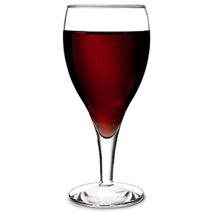 Hostellerie Red Wine Glasses 8.8oz LCE at 175ml