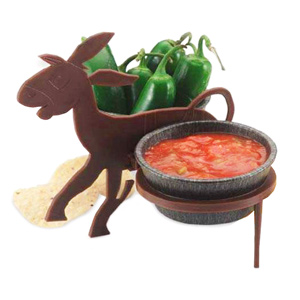 Mule Salsa Condiment Caddy