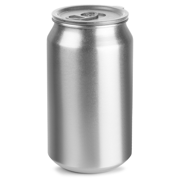 Aluminium Drinks Can Cup with Lid 17.5oz / 500ml at ...