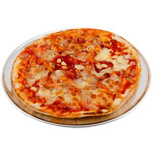 Genware Wide Rim Pizza Tray 10inch