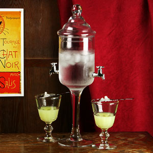 Glass Absinthe Fountain