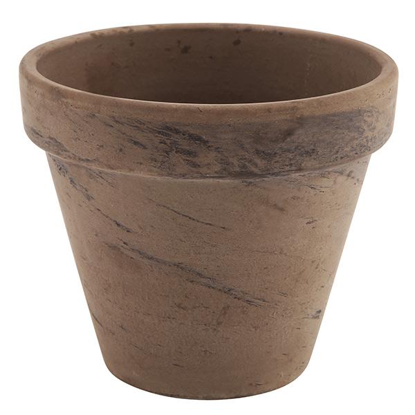 Basalt Flower Pots : Terracotta pot basalt cm food