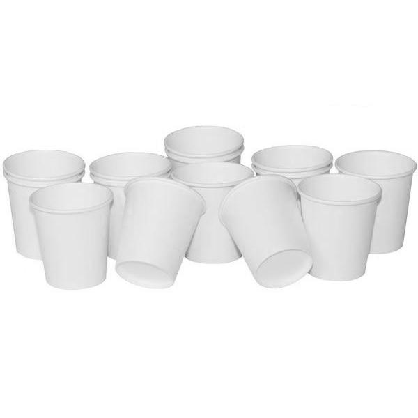 Paper sampling cups