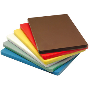 Colour Coded Chopping Boards 1inch Set