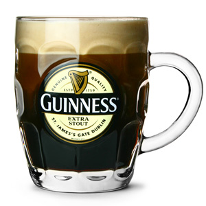 Guinness Label Pint Tankard 20oz / 568ml