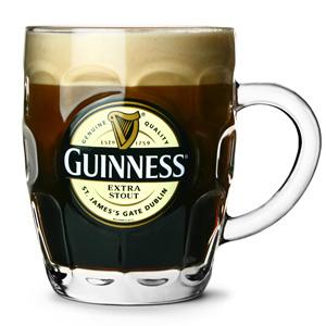 Guinness Label Pint Tankard 20oz / 568ml