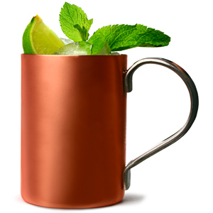Urban Bar Premium Copper Mug 11.4oz / 325ml