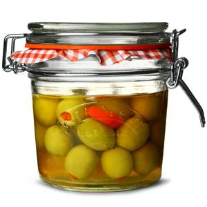 Kilner Round Clip Top Jar 0.35ltr