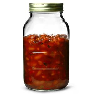 Kilner Preserving Jar 1ltr