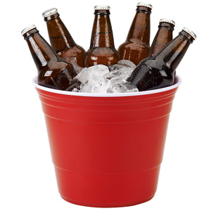 Red Cup Party Bucket 5.9ltr