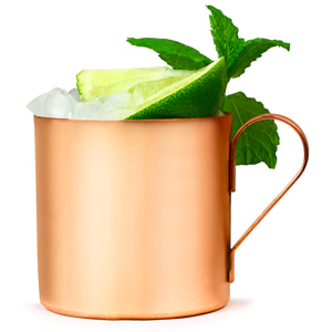 Moscow Mule Copper Cup 12.3oz / 350ml