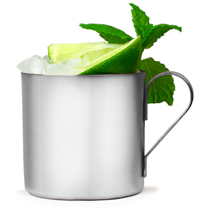 Stainless Steel Moscow Mule Cup 12.3oz / 350ml