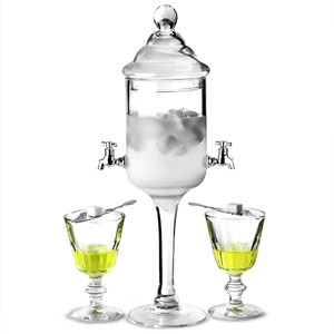 Absinthe Fountain Preparation Set